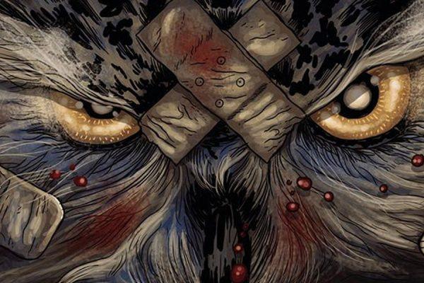 God of Comics: Night Owl Society #1