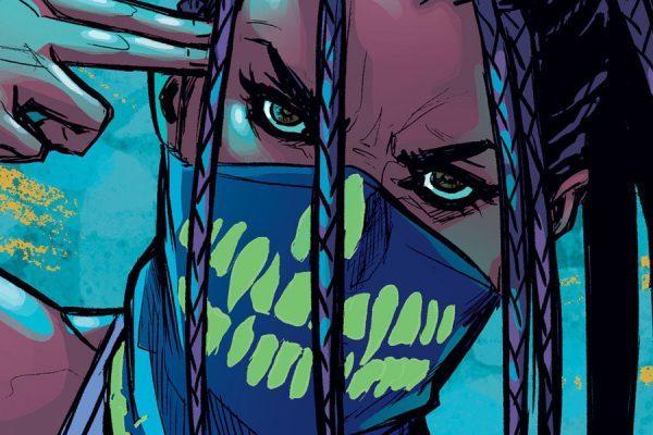God of Comics – Genius: Cartel #1