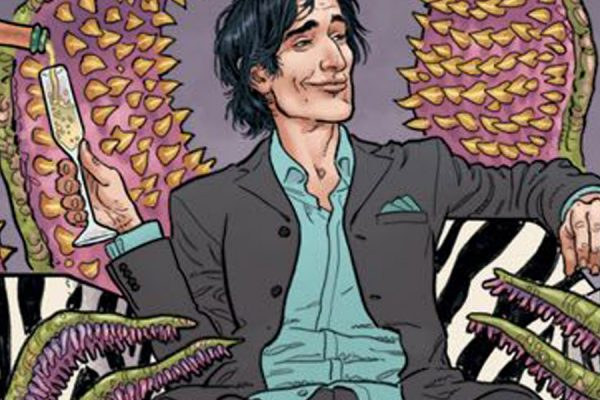 God of Comics – Maestros #1