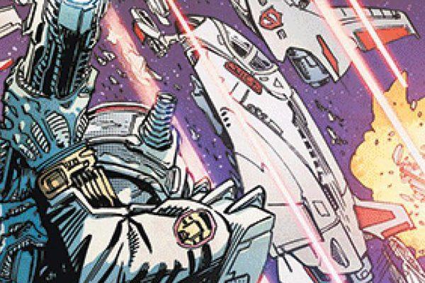 God of Comics: The Forever War #3