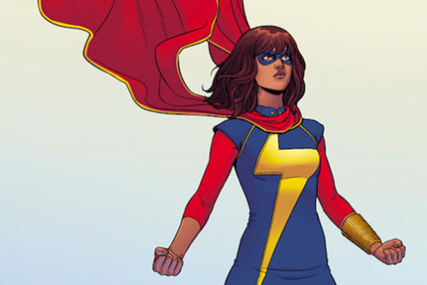 Islamaphobia, Comics, and Kamala Khan