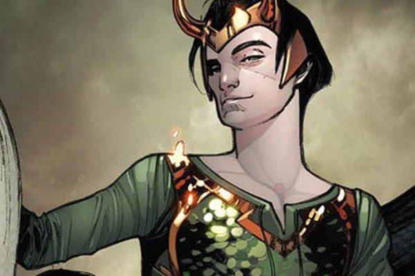 God of Comics – Loki, Agent of Asgard