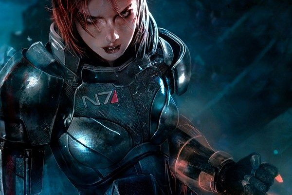Narrative Fail: Mass Effect