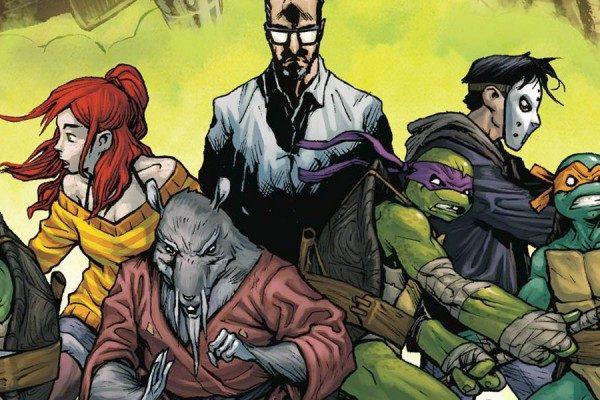 God of Comics – IDW Publishing's TMNT