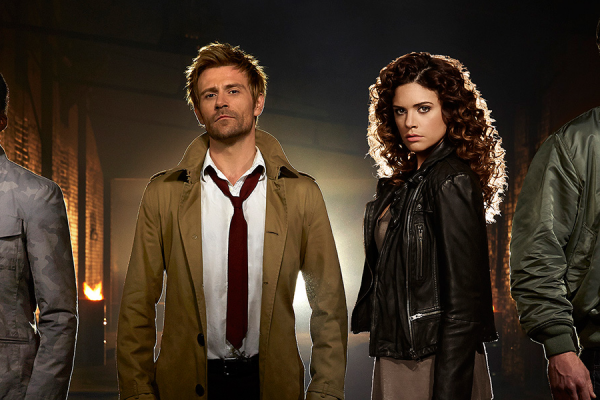 Why Aren't you Watching This? Constantine