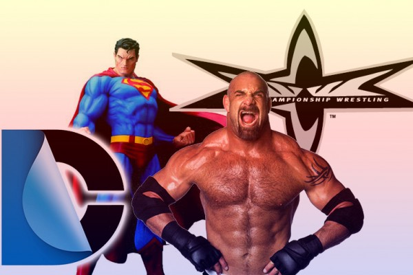 A Thought Experiment: WCW and DC Comics
