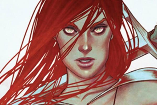 God of Comics – Gail Simone's Red Sonja