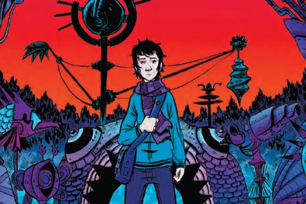 God of Comics – UFOlogy