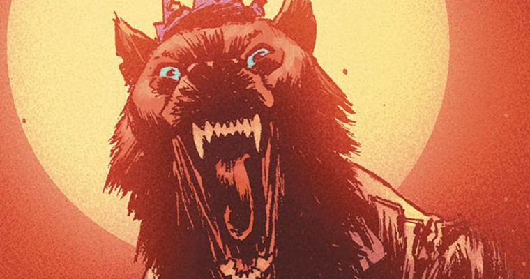 God of Comics – Jughead: The Hunger #2