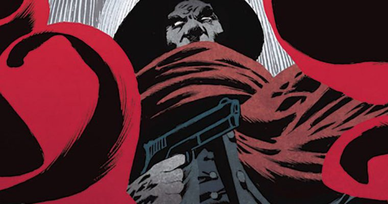 God of Comics – The Shadow #5