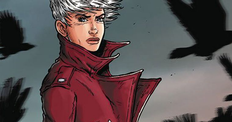 God of Comics – the Wild Storm #10