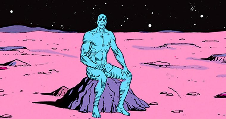God of Comics – Watchmen