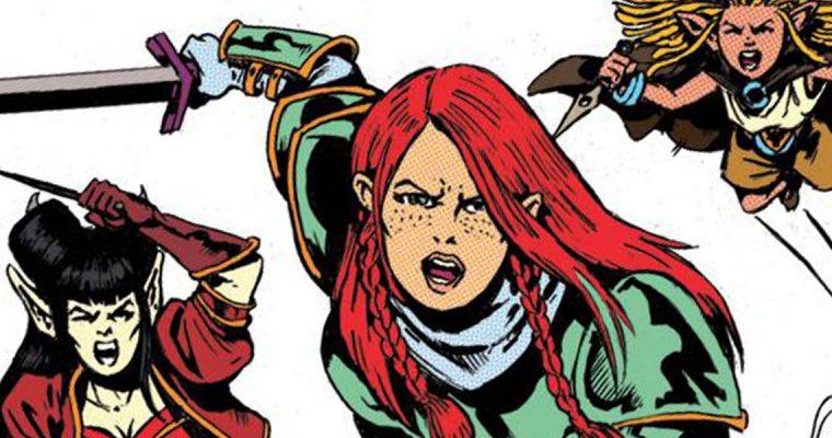 God of Comics – Rat Queens #7