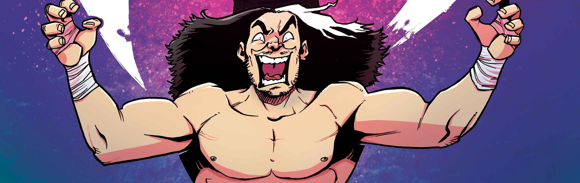 God of Comics – WWE Royal Rumble 2018 Special #1