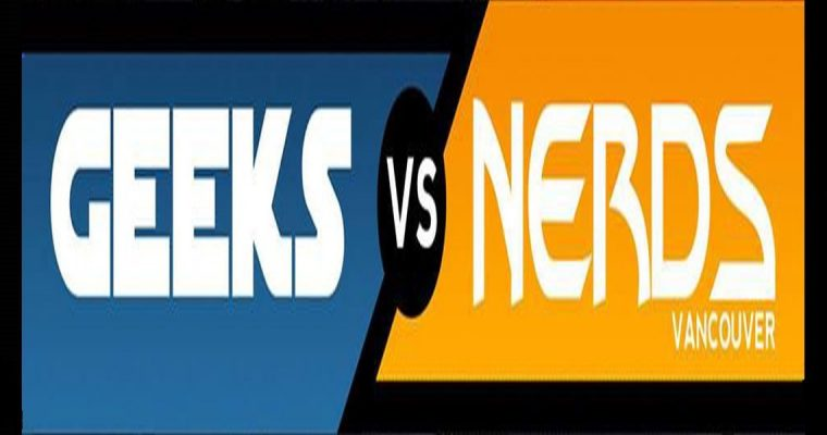 Geeks versus Nerds: October Spooktacular