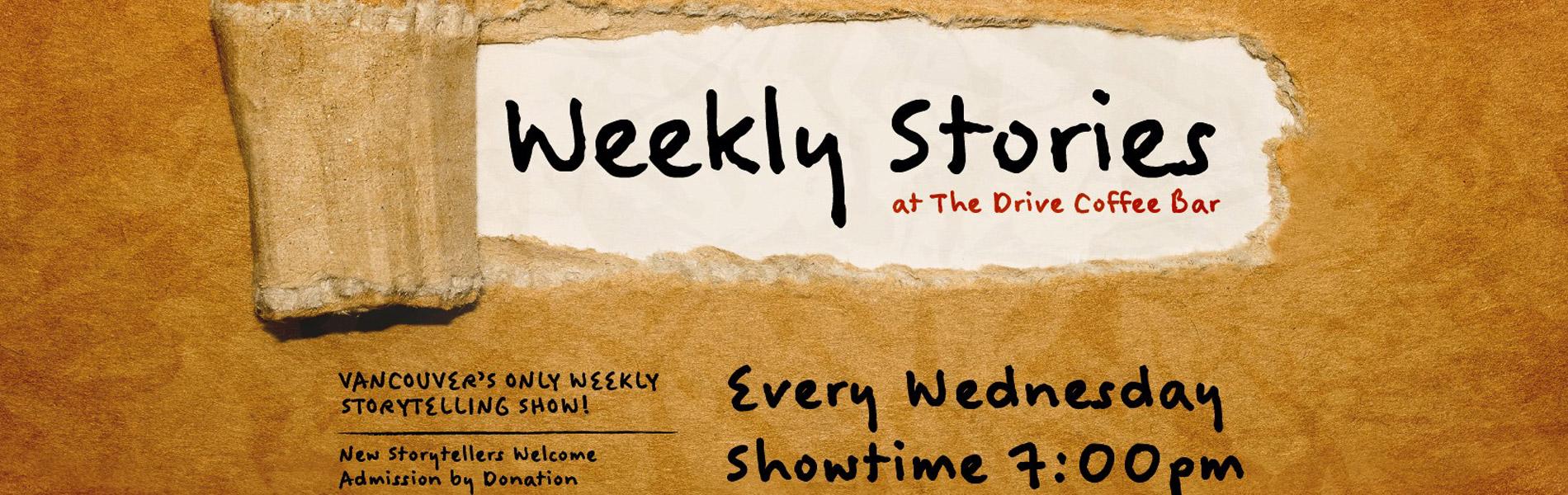 Weekly Stories