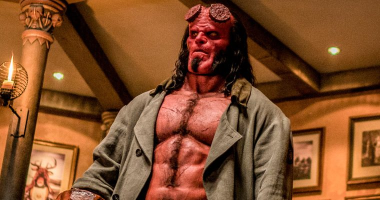 Hellboy – the Thunderquack Spoilercast