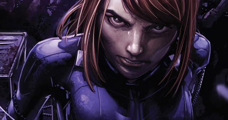 God of Comics – Black Widow: No Restraints Play