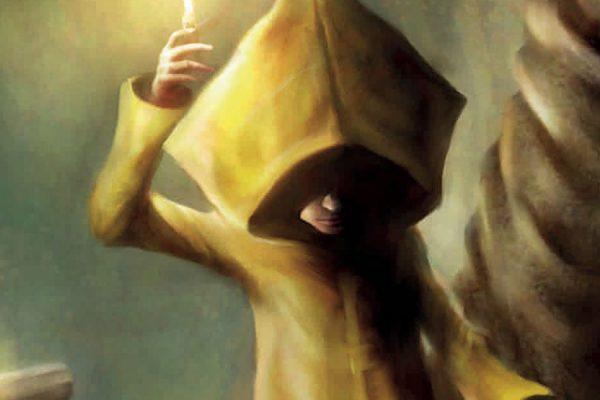 God of Comics – Little Nightmares #1