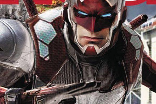 God of Comics – Captain Canuck #1