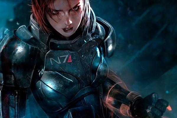 Narrative Fail: Mass Effect