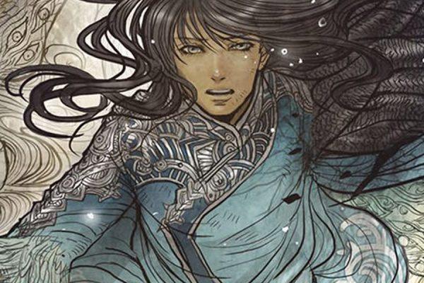 God of Comics: Monstress #11