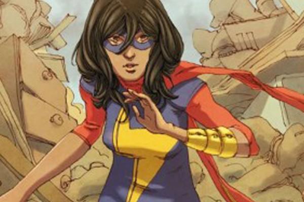 God of Comics – Ms. Marvel