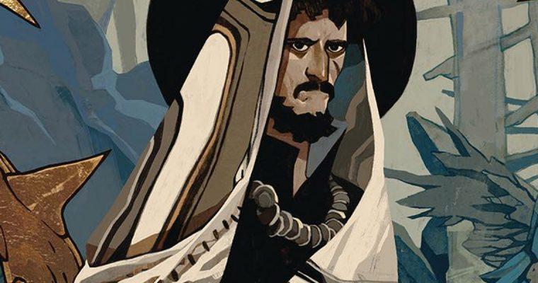 God of Comics – Judas #1