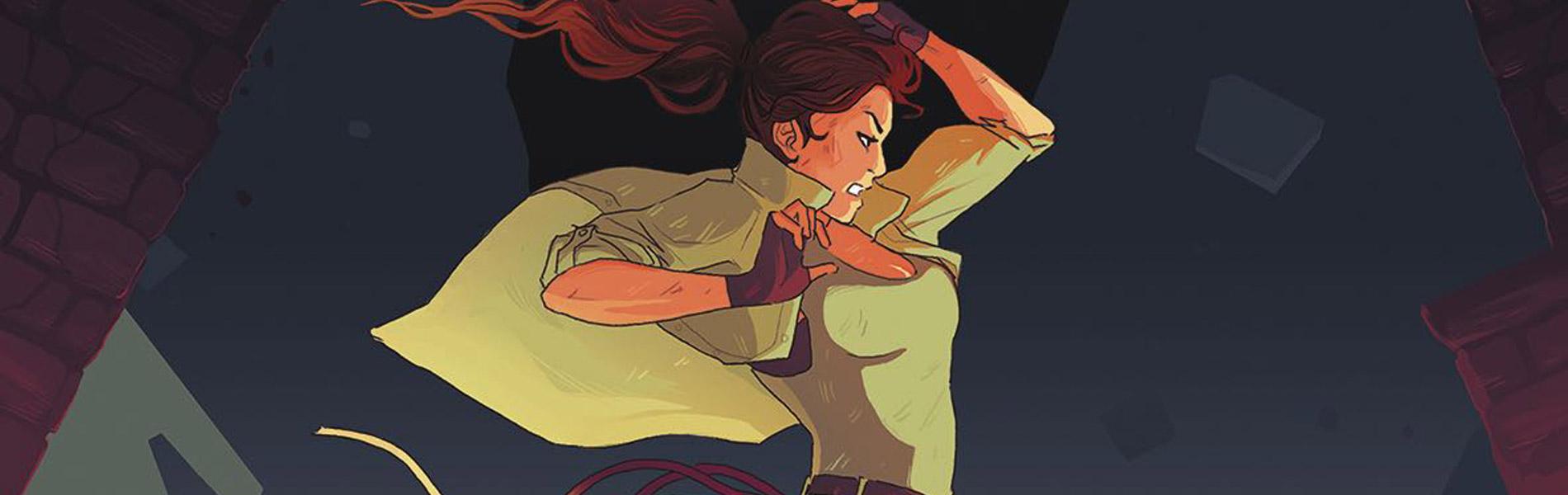 God of Comics – Tomb Raider: Survivors' Crusade #2