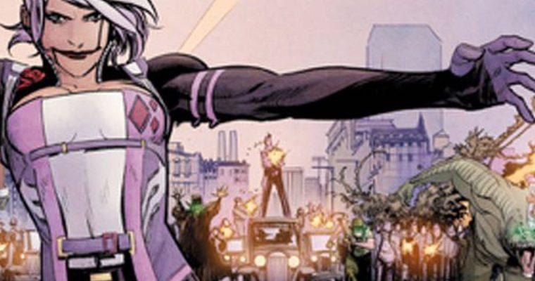 God of Comics – Batman: White Knight #4