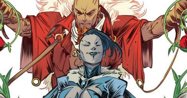 God of Comics – Rose #7