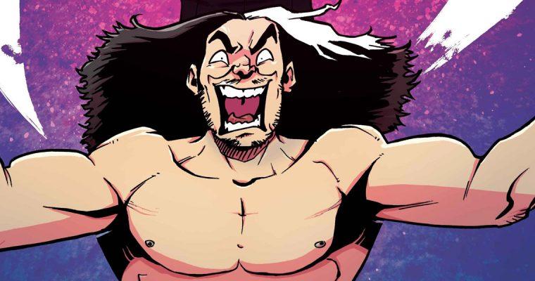 God of Comics – WWE Royal Rumble 2018 Special #1