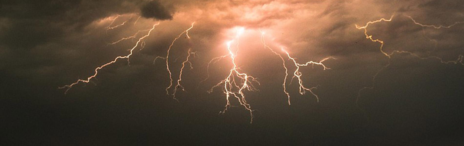 THE BROKEN WORLD – Thunder