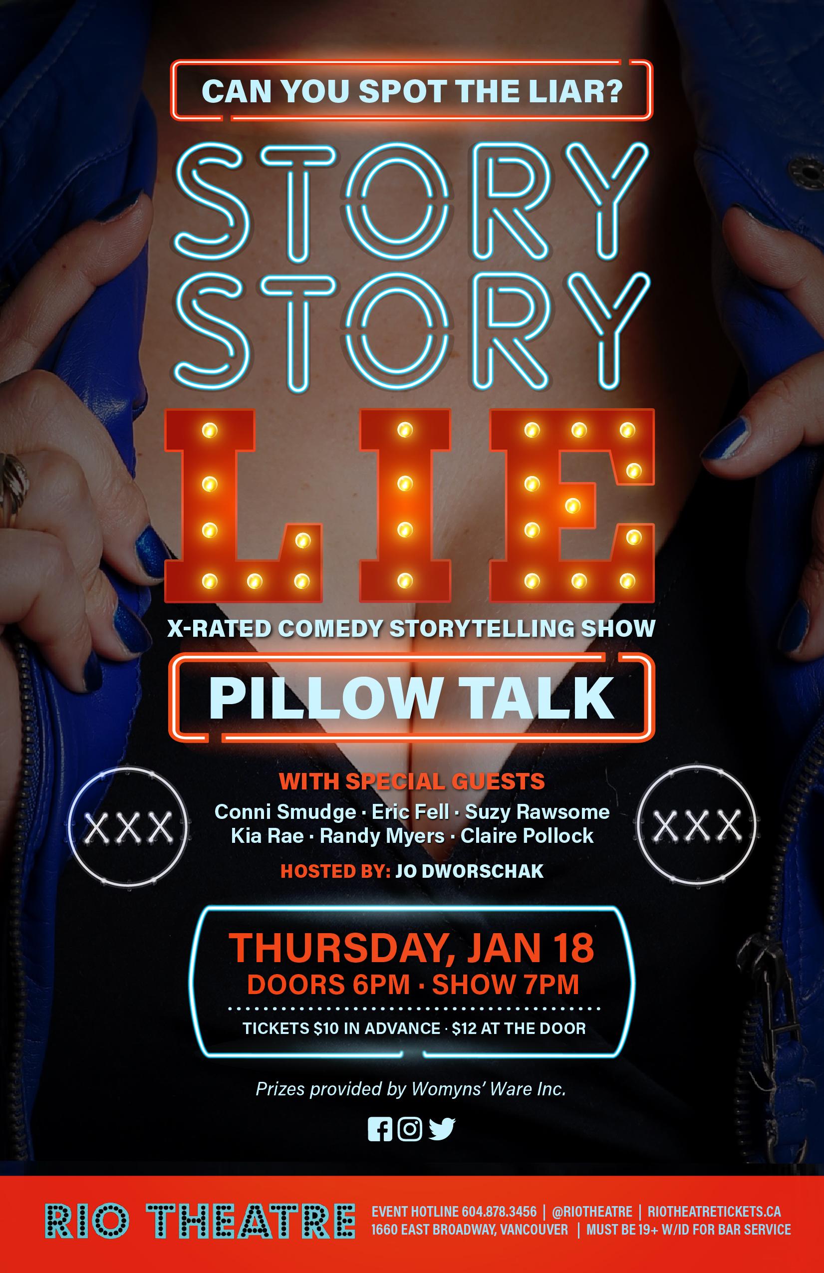 Story Story Lie – Pillow Talk