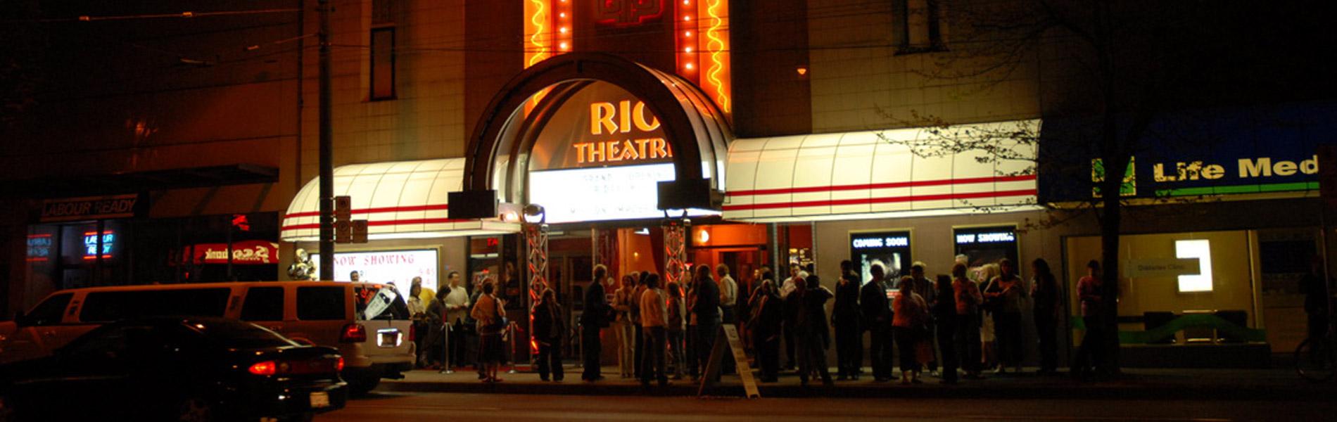 Save the Rio Telethon at the Rio Theatre