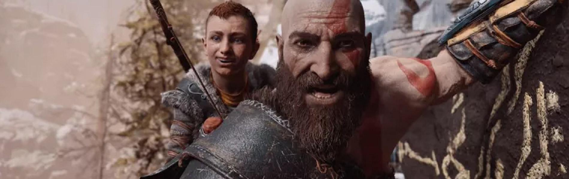 Redefining Fatherhood Through Kratos
