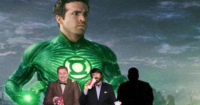 Gentlemen Hecklers present Green Lantern