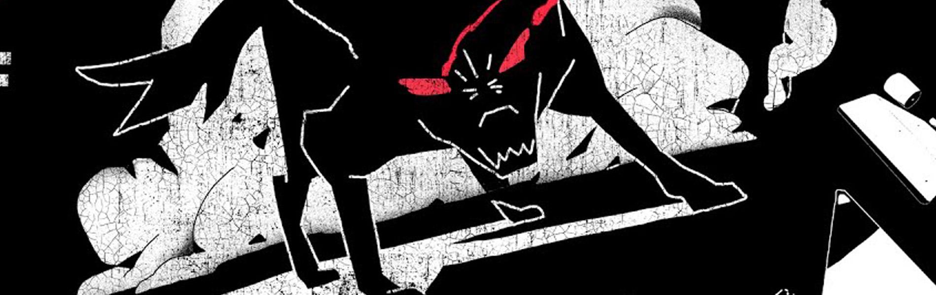 Insomniac Radio: The Wolf