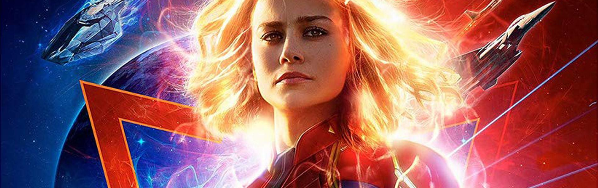 Captain Marvel – Higher, Further, Faster