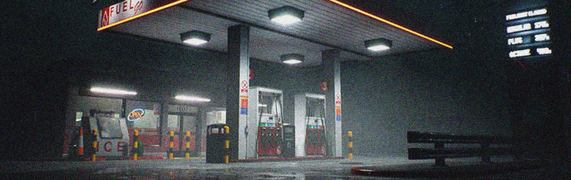 Petrolandia – The First Robbery
