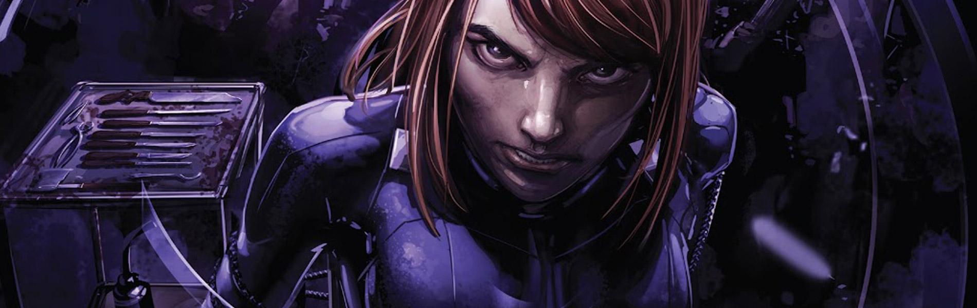 God of Comics – Black Widow: No Restraints Play