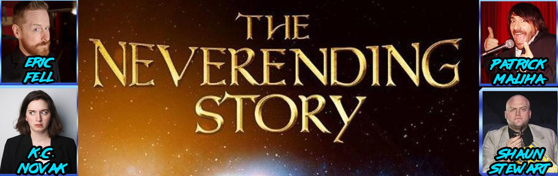 LFGYVR – Gentlemen Hecklers present The Neverending Story