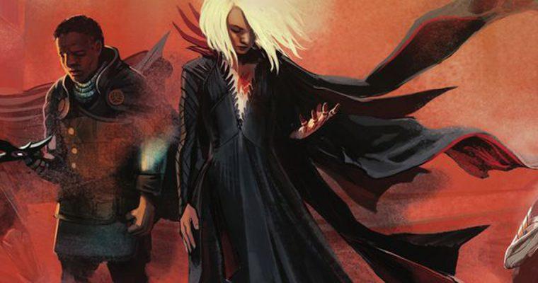 God of Comics – Die